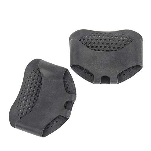 N-B 1 Paar weiche Silikon-Pads, rutschfeste High-Heel-Schuhe zum Schutz der Schmerzlinderung, Mittelfußpflege, unsichtbare Gel-Einlagen