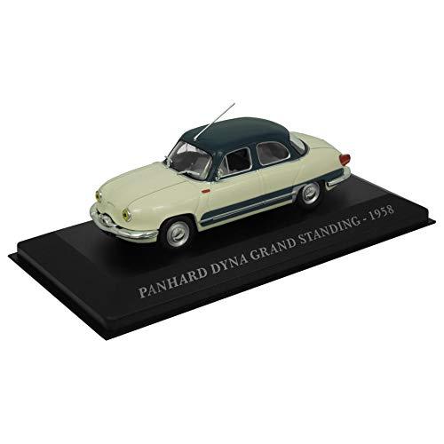 Altaya by Ixo Modelo de Coche en Miniatura Tipo para Panhard Dyna...