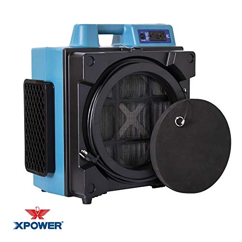 XPOWER X-4700A Professional 3-Stage HEPA AIR Scrubber