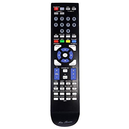 RM-serie vervangende DVD-speler afstandsbediening voor Samsung DVD-VR350 / DVDVR350