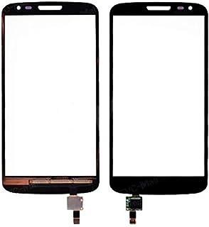 LENASH Pekskärm för LG G2 mini (svart) Skärmglasbyte (Color : Black)