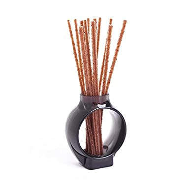 Air Freshener Diffuser Set with Fog Color Vase and 15 Reeds (Soft Blanket scent) by alio. Odor neutralizer: eliminate smells in homes, kitchen, bathroom, offices