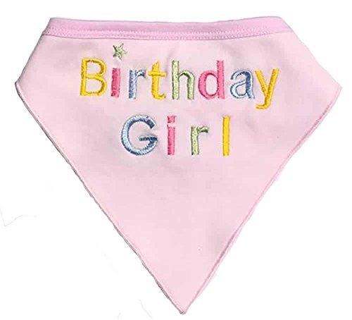 Alemon Dog Birthday Bandana for Dogs Pet Cat Birthday Supplies, Pink