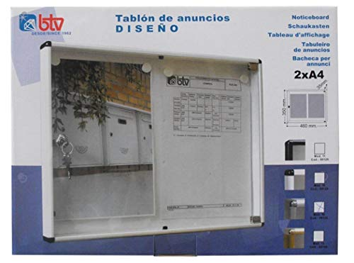 Btv M27537 - Tablon de anuncios 12-46 x 35