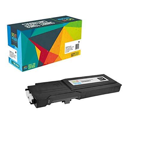 Do it Wiser Kompatible Toner als Ersatz für Dell C2665dnf C2660dn - 593-BBBU RD80W (Schwarz 6.000 Seiten)