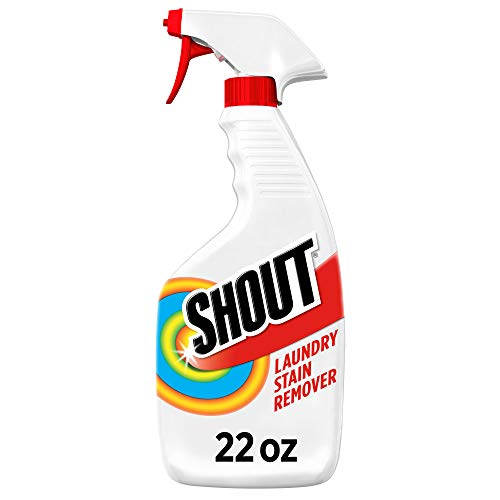Shout TripleActing Laundry Stain Remover Spray for Everyday Stains 22 fl oz