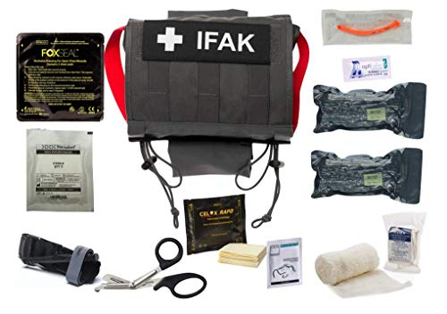 TT HEAD REST IFAK (Carbon)