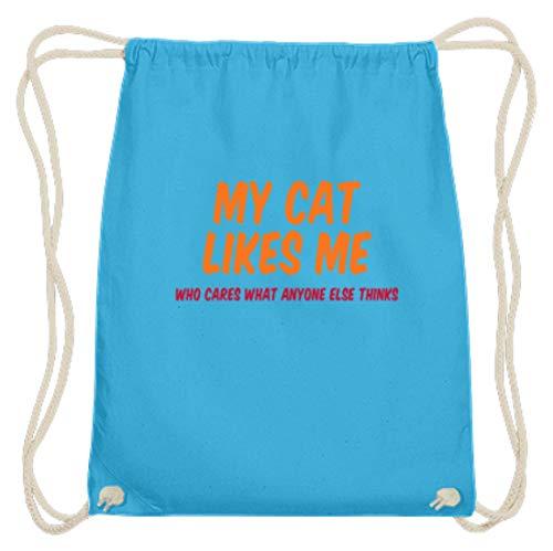 Mi gato me gusta a quién se preocupa lo que piensa? Diseño...
