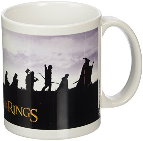 The Lord Of The Rings - Taza Fellowship, 320ml