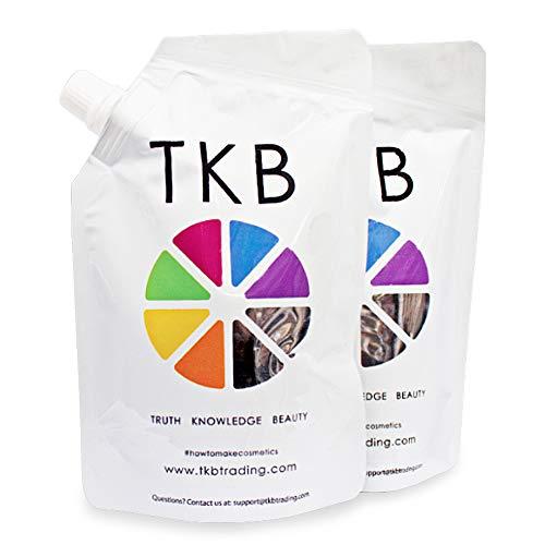 TKB Lip Gloss Base (Versagel) (5.5oz (2 pack))