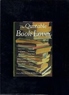 Image for The Quotable Book Lover