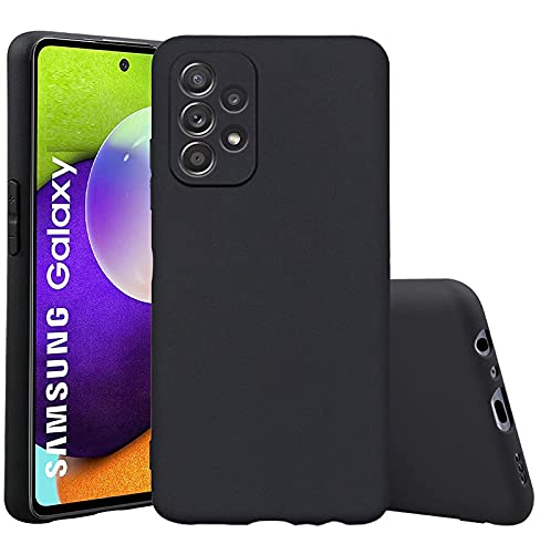 Cassby Back Cover for Samsung Galaxy M32 5G (Matte Black)