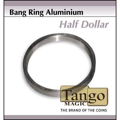 Bang Ring Half Dollar Aluminum (A0009) by Tango