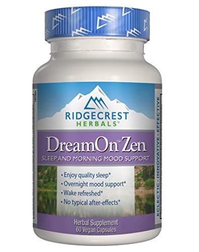RidgeCrest Herbals DreamOn Zen, Sle…