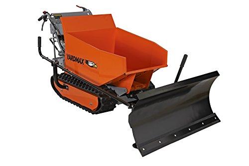 YARDMAX Plow Blade for YD8105 Track Barrow