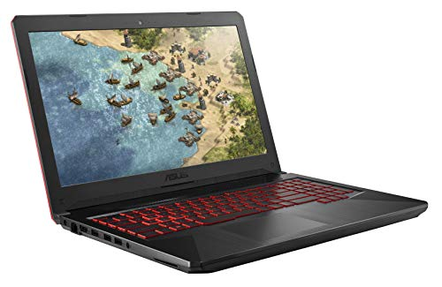 "Asus TUF Gaming Laptop FX504 15.6"" 120Hz 3ms Full HD, Intel Core i7-8750H Processor,..."