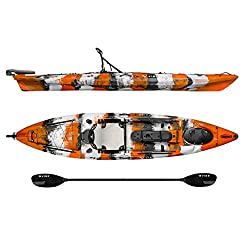 Vibe Kayaks Sea Ghost 130 Fishing Kayak - Best Fishing Kayaks