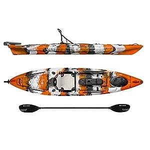 Vibe Kayaks Sea Ghost 130 | 13ft Angler