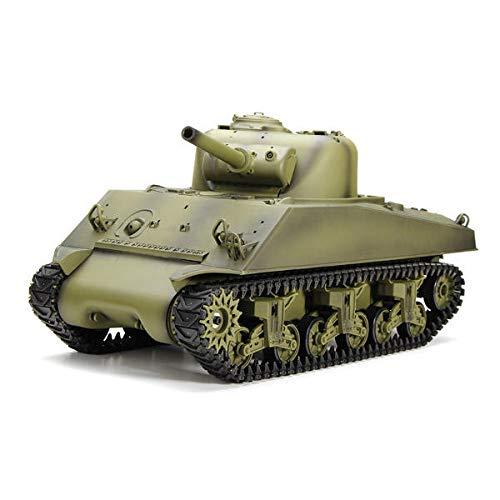RONSHIN Heng Long 3898-1 2.4G 1/16 US Sherman M4A3 Radio Control Battle Car