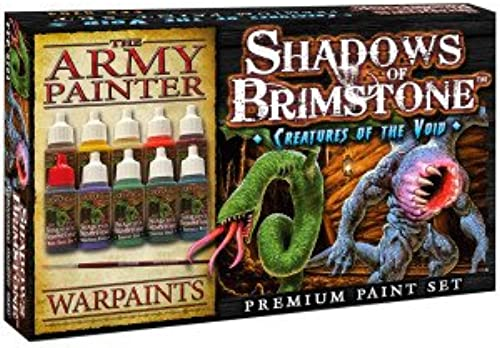 Flying Frog Productions 0704 Shadows of Brimstone - Creatures of Void
