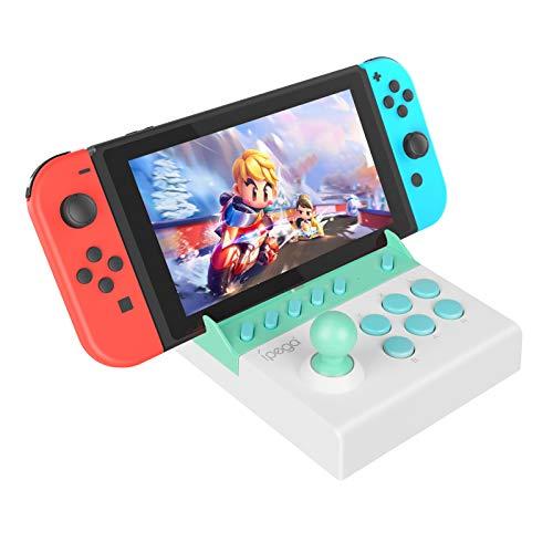Achort Arcade Fight Stick para Nintendo Switch, controlador clásico de juego de gladiador con función Turbo, regalos para adultos y adolescentes