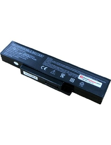 AboutBatteries Batterie pour BENQ JOYBOOK R55 Series, 11.1V, 4400mAh, Li-ion