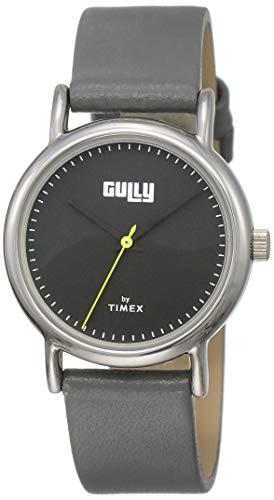 Gully by Timex Swirl Analog White Dial Women's Watch-TW000U607