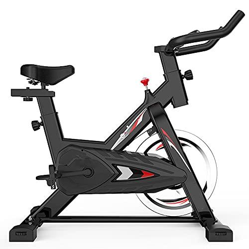 QQ HAO Bicicleta De Ejercicio Vertical Bicicletas De Hilado Ultra Tranquilo para El Ejercicio para El Hogar Equipos De Fitness
