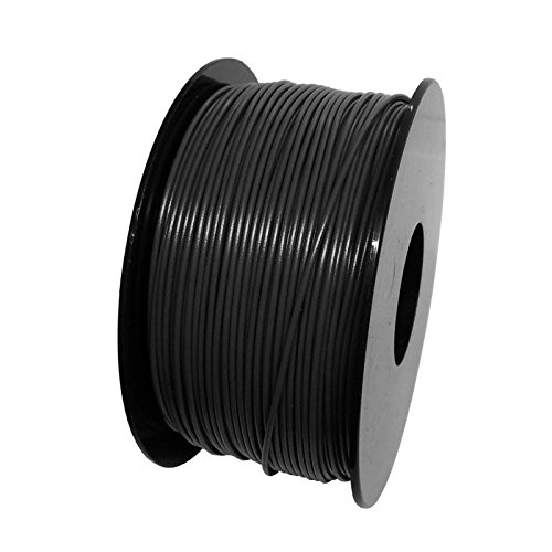 Xenterio LiYv Schaltlitze, 0,25mm², Kupfer verzinnt, 100m Spule, schwarz