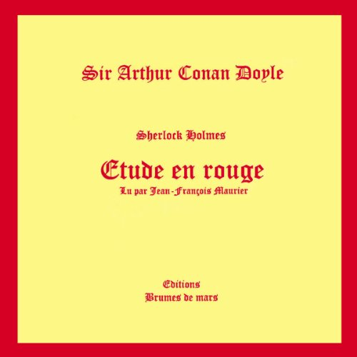 Etude en rouge  cover art