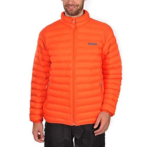 Völkl Herren Funktions Ski Jacke PRO Featherless Tangerine Orange 70011201 (XXL)
