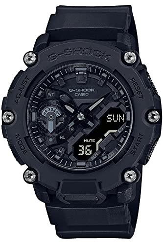 [カシオ] 腕時計 ジーショック カーボンコアガード 構造 GA-2200BB-1AJF メンズ ブラック
