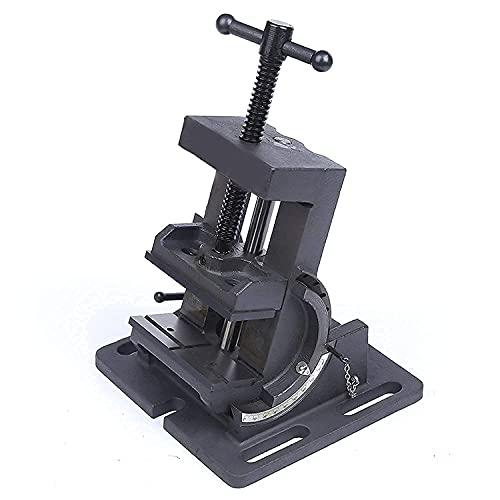Lehom 4.25 Inch Angle Drill Press Vise