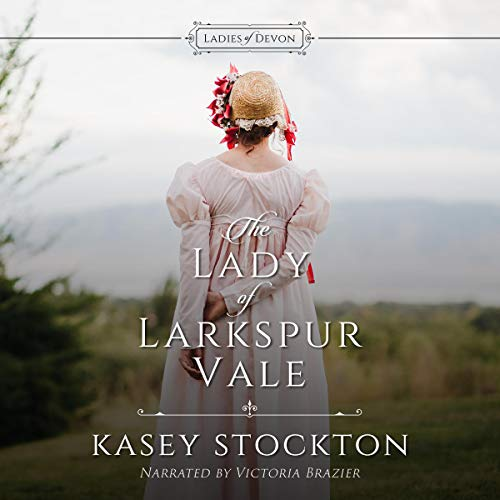 The Lady of Larkspur Vale cover art