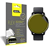dipos I 3X Schutzfolie 100prozent kompatibel mit OnePlus Watch (46mm) Folie I 3D Full Cover Bildschirmschutzfolie