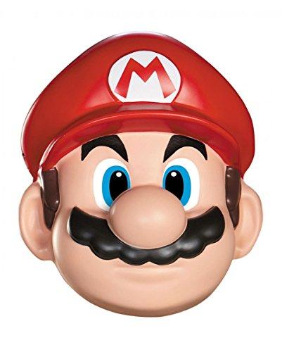 Super Mario Maske