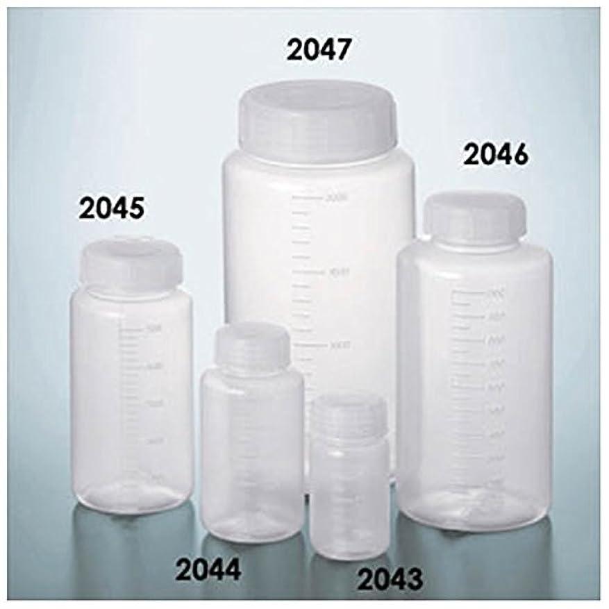 意気揚々失望させる汚染されたサンプラ PPサンプラボトル広口 100ml 2043