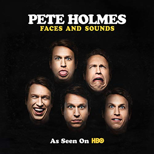 Pete Holmes audiobook cover art