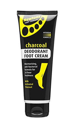 Newtons Foot Therapy carbone deodorante crema, 100 ml