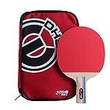 Ping Pong Paddle - Tennis De Table Raquettes, Adapté pour Les Joueurs Seniors InterméDiaires