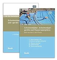 """Sichere Schwimmbaeder und Schwimmbadgeraete: Paket: Kommentar """"Schwimmbaeder, Schwimmbadgeraete und Wasserspielplaetze - DIN-Normen in der Praxis"""" und """"DIN-Taschenbuch 477 - Schwimmbadanlagen und -geraete"""""""