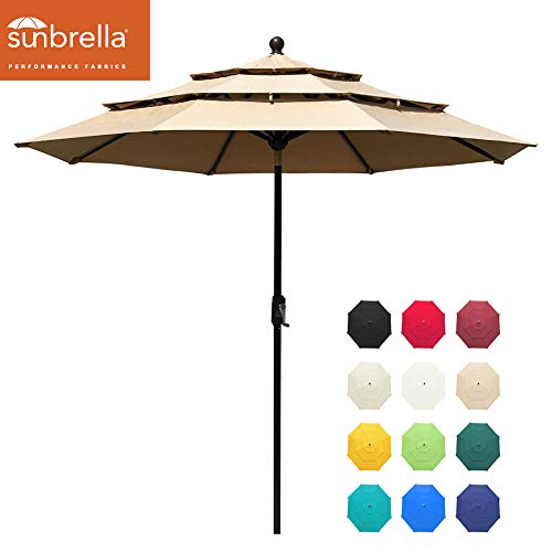 Best Patio Umbrella For High Winds