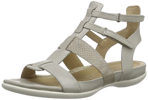 Ecco ECCO FLASH, Damen Römersandalen Sandalen, Beige (GRAVEL/MOON ROCK59766), 35 EU (3 Damen UK)