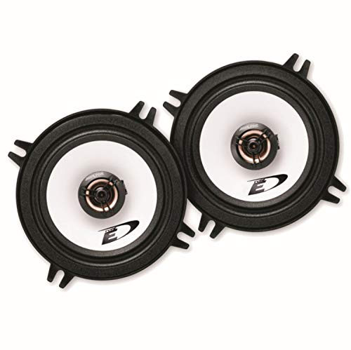 Lautsprecher System für den Fußraum vorne kompatibel mit BMW 3er E30 E36 Alpine SXE-1325S 2-Wege Koaxial