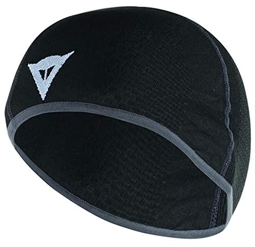 Dainese-D-CORE DRY CAP, Nero/Antracite, Taglia N
