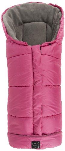 Kaiser Jooy - Saco de abrigo para cochecito de bebé Pink/Hellgrau