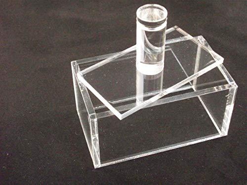 Single Acrylic Spam Musubi Press Non Stick Sushi Maker AZM Displays
