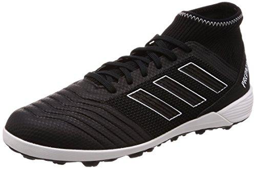 adidas Herren Predator Tango 18.3 Tf Fußballschuhe, Schwarz (Negbás/Ftwbla 000), 40 EU