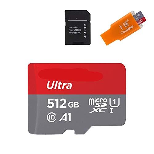 Tarjeta de memoria A1 de 256 GB, 200 GB, 128 GB, 64 GB, 98...