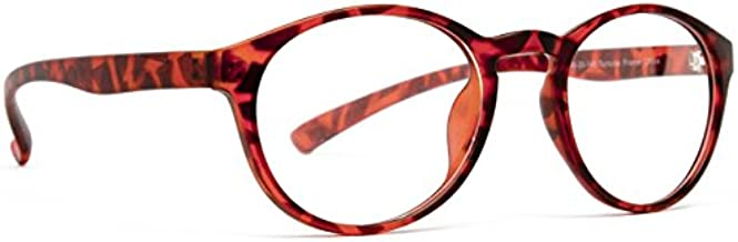 Protective Computer Glasses by Phonetic Eyewear Alpha in Tortoise